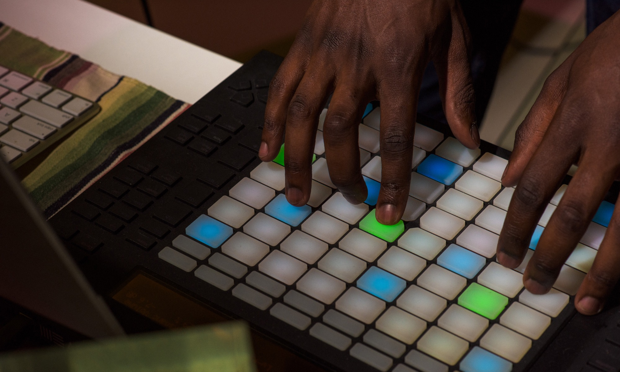 Music Creator using Gear